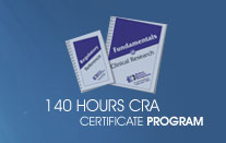 140 Hour CRA Certificate Program